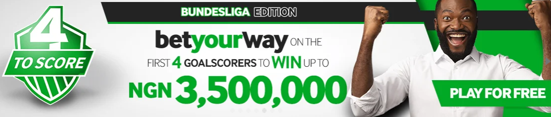 English League on Betway