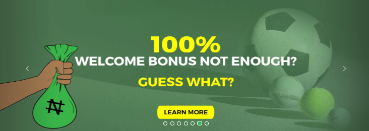 Welcome bonus LionsBet