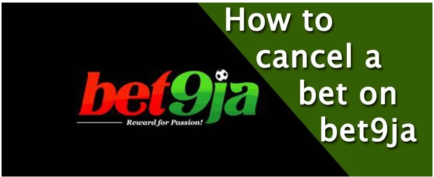 Cancel Bet On Bet9ja